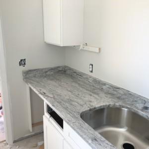 White Thunder Granite