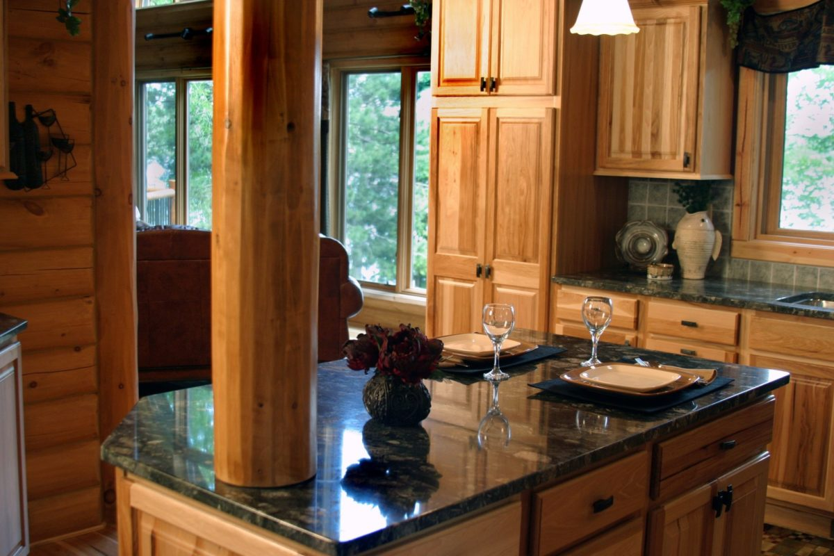 dark quartz countertops
